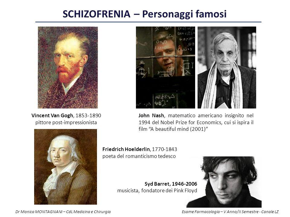 SCHIZOFRENIA – Personaggi famosi