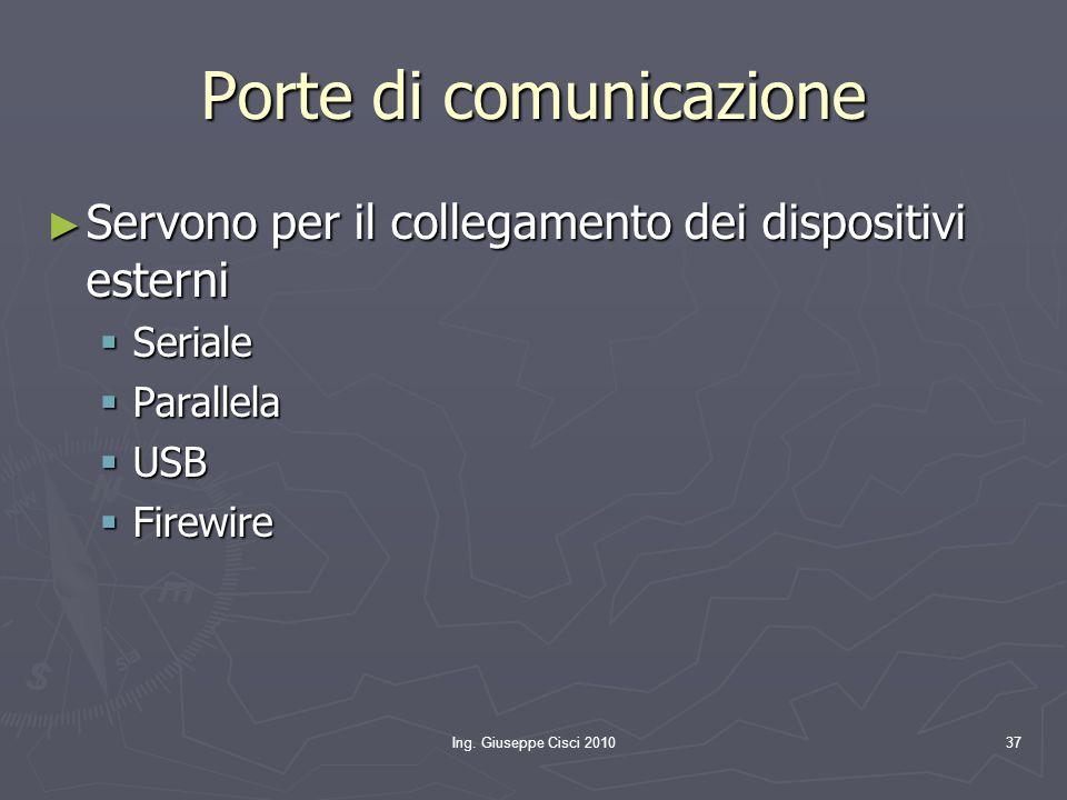 Porte di comunicazione