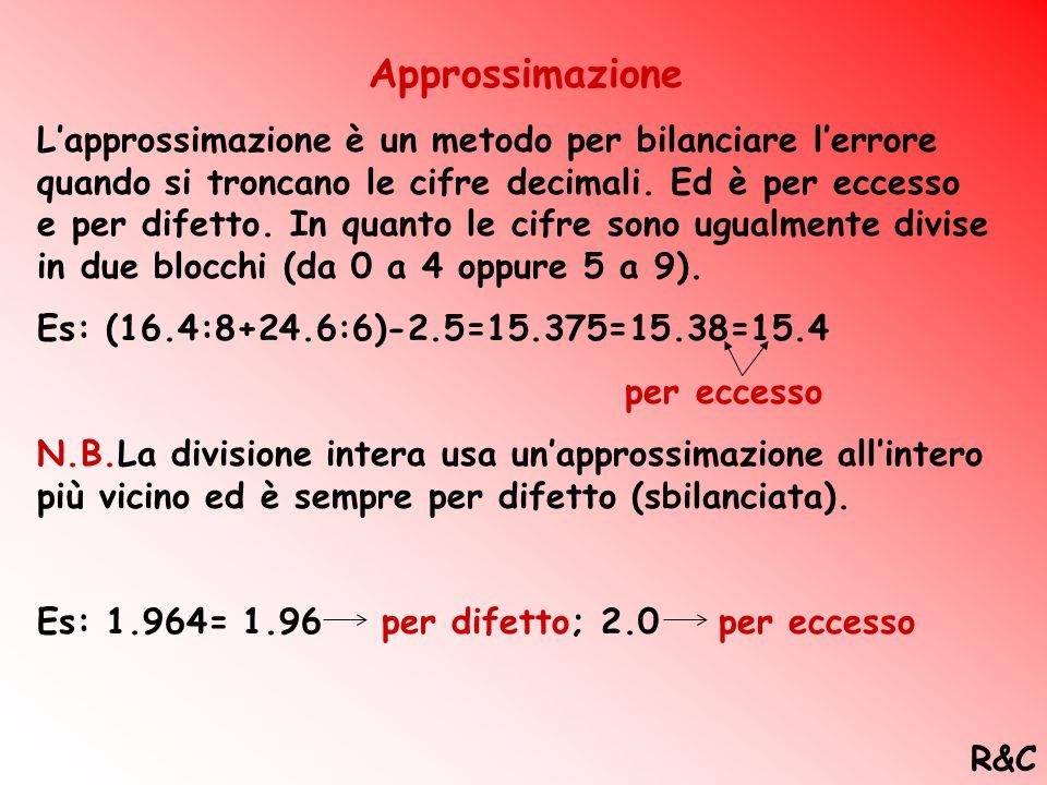 Approssimazione