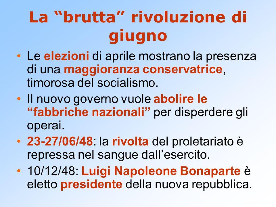 La brutta rivoluzione di giugno