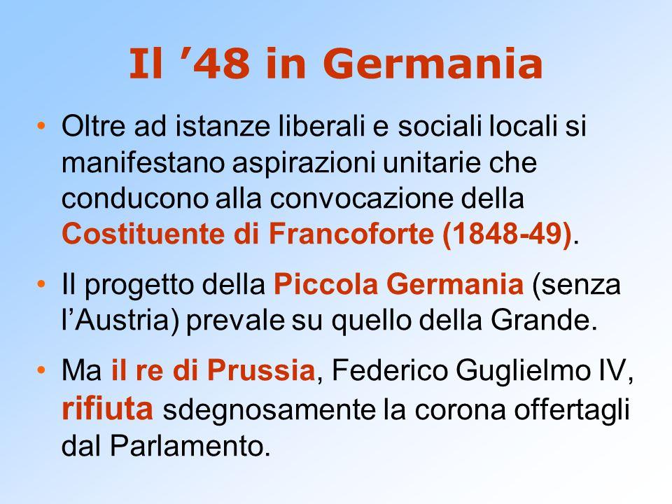 Il '48 in Germania