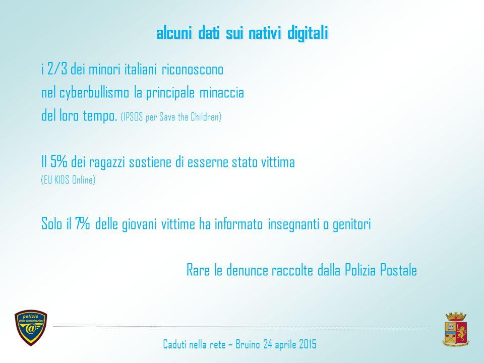 alcuni dati sui nativi digitali
