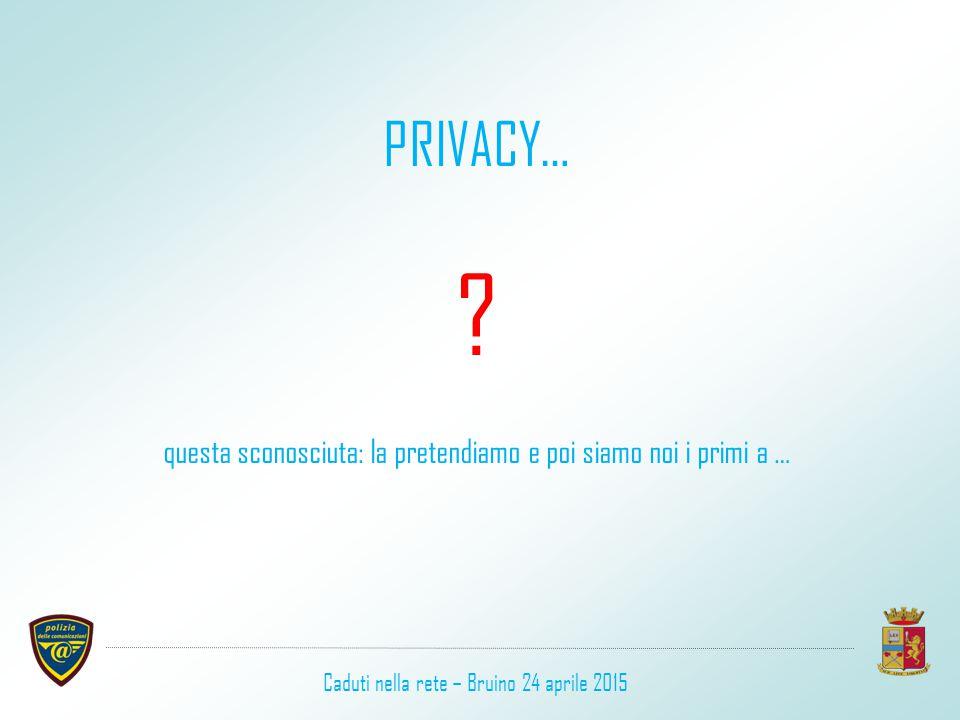 PRIVACY… .