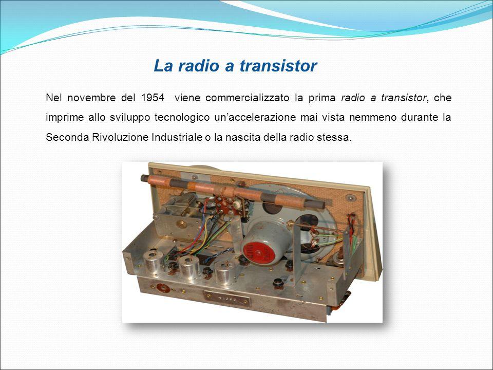 La radio a transistor