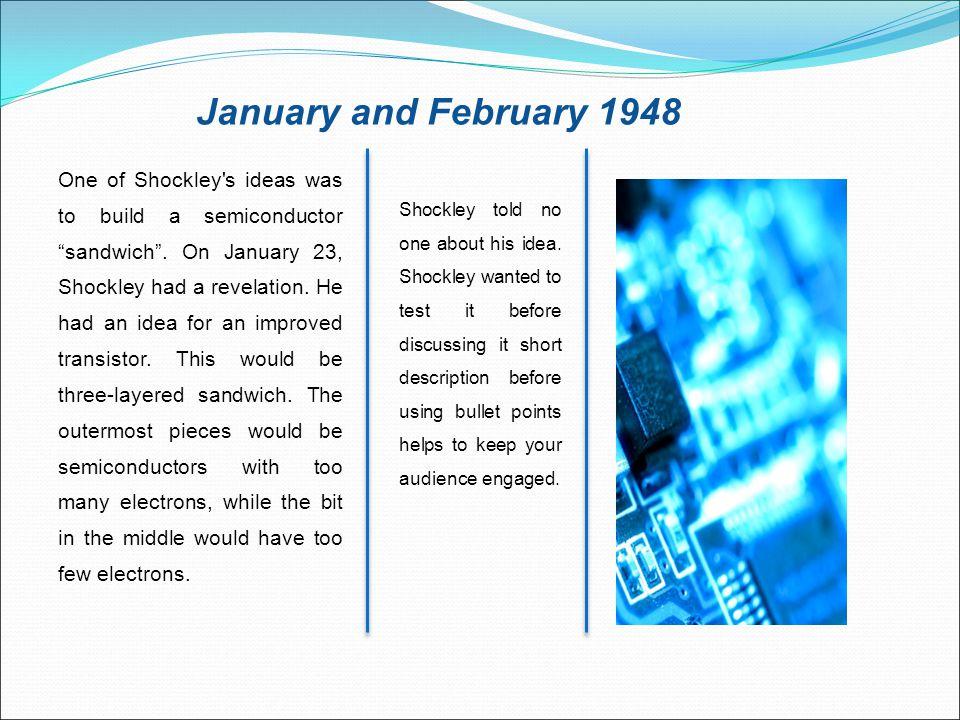 January and February 1948