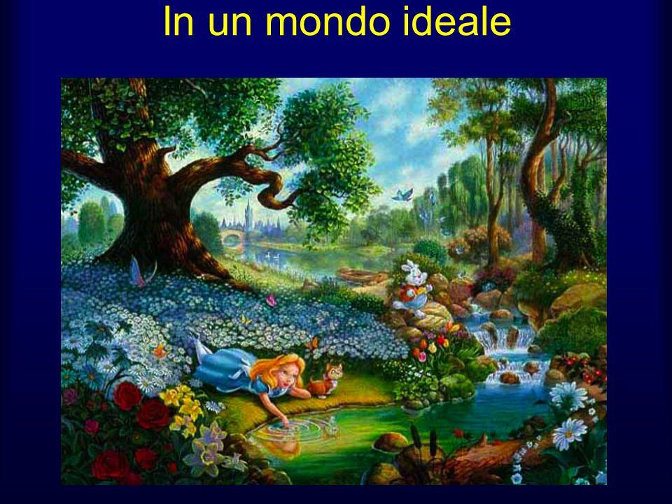 In un mondo ideale