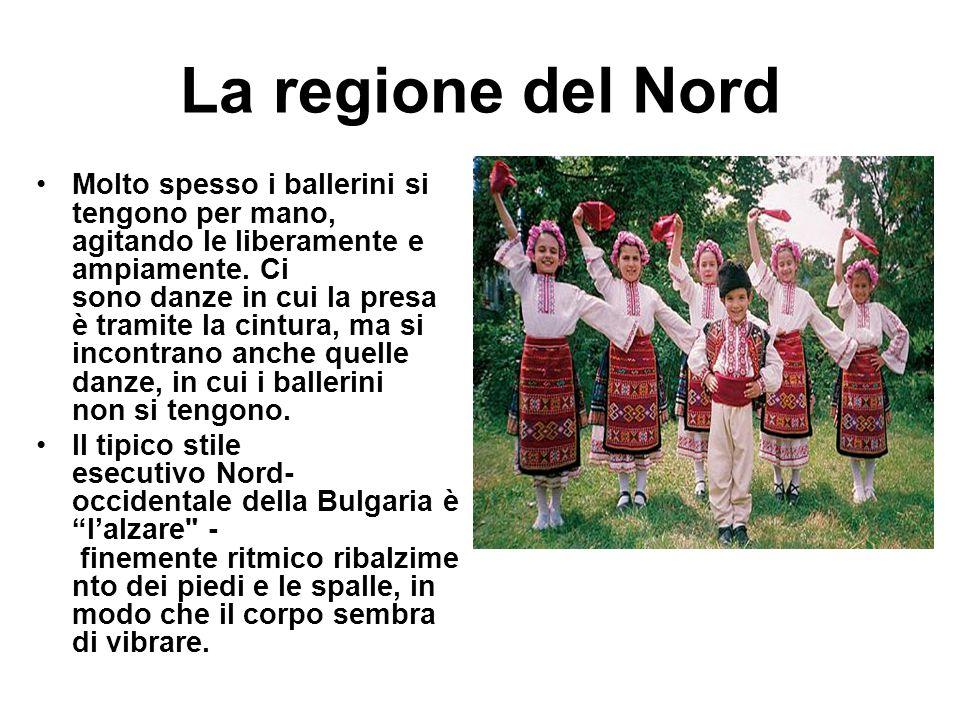 La regione del Nord