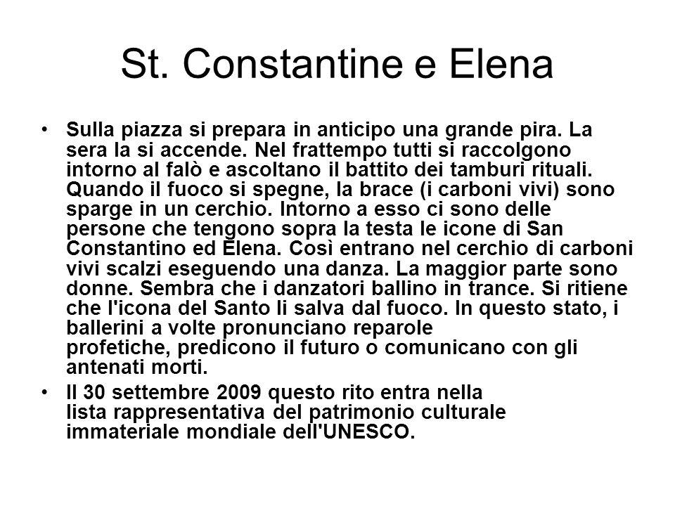 St. Constantine e Elena