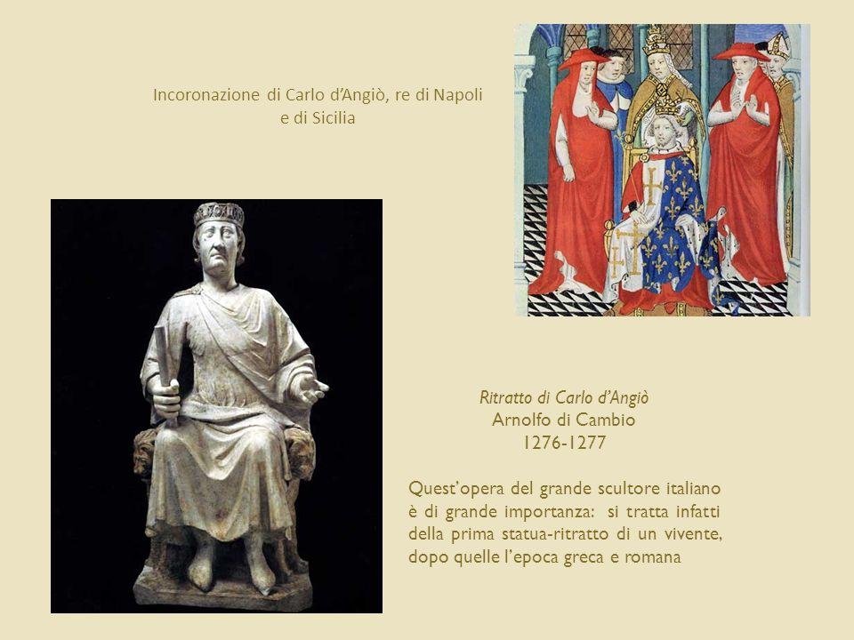Incoronazione di Carlo d'Angiò, re di Napoli e di Sicilia
