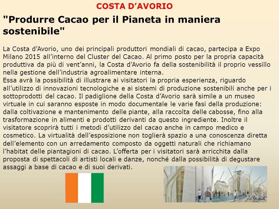 Produrre Cacao per il Pianeta in maniera sostenibile