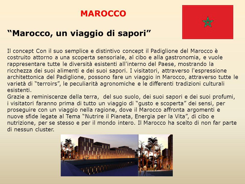 Marocco, un viaggio di sapori