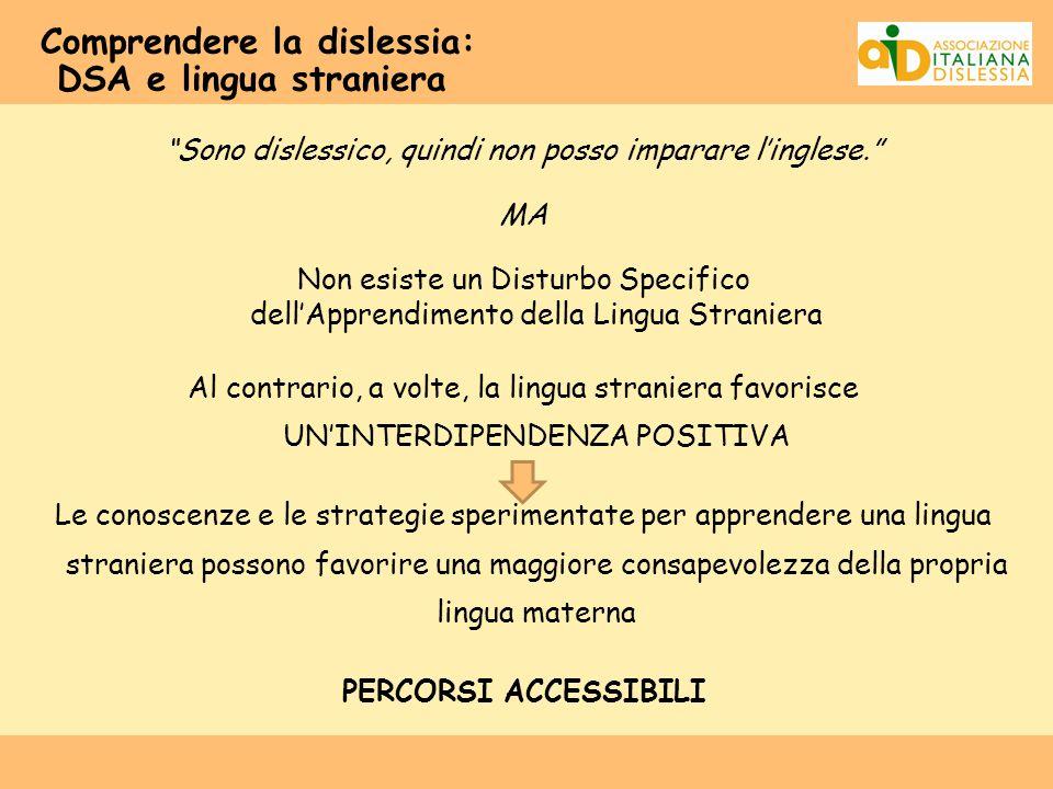 Comprendere la dislessia: DSA e lingua straniera