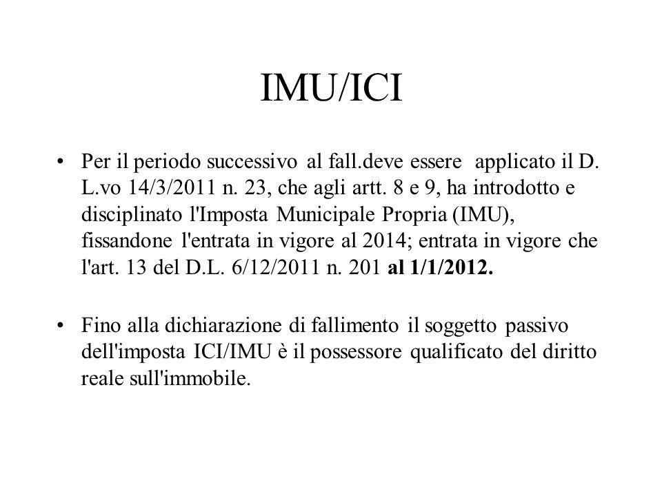 IMU/ICI
