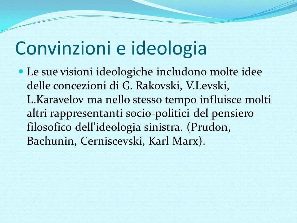Convinzioni e ideologia
