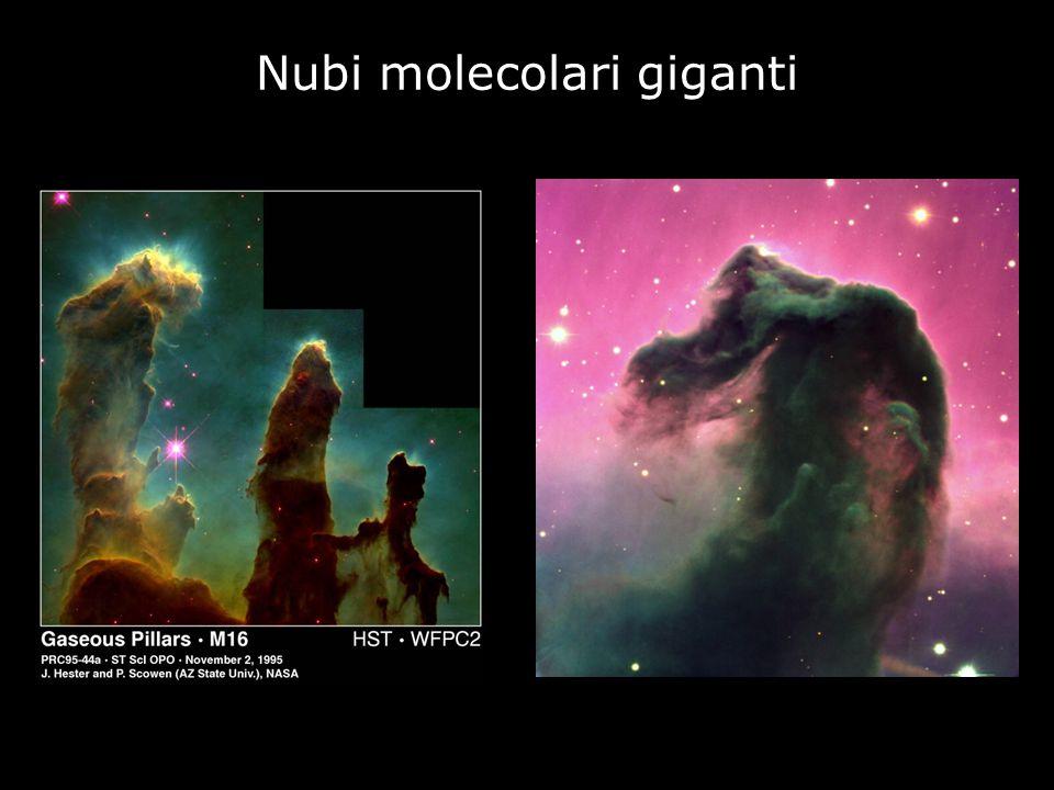 Nubi molecolari giganti