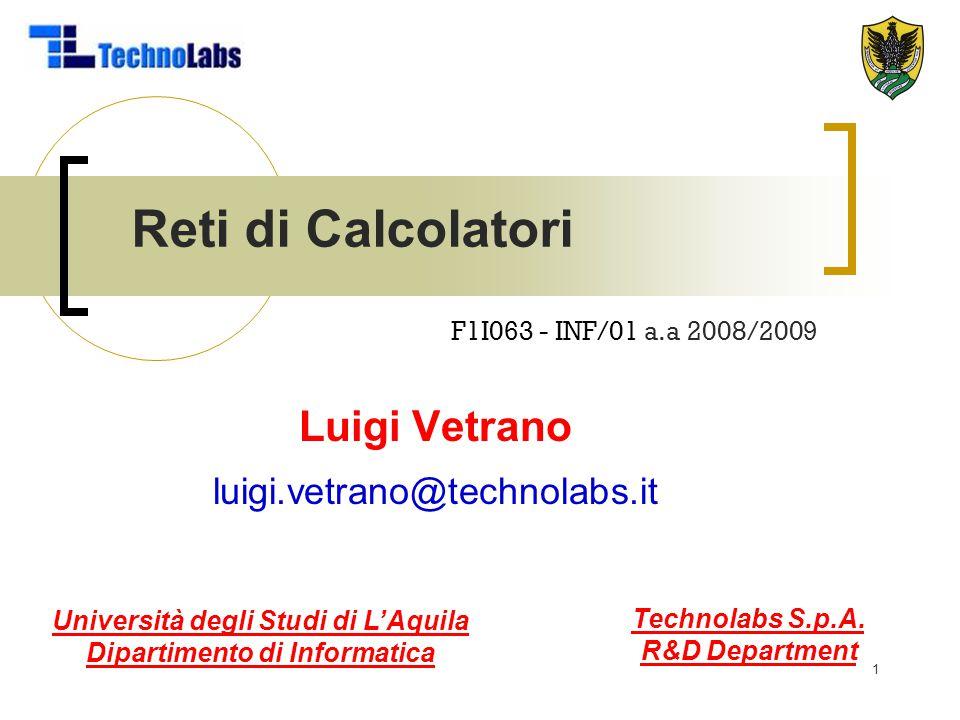 Luigi Vetrano luigi.vetrano@technolabs.it