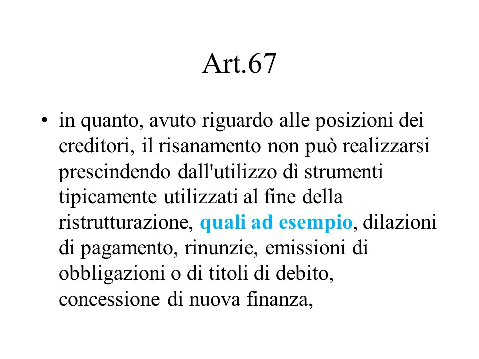 Art.67