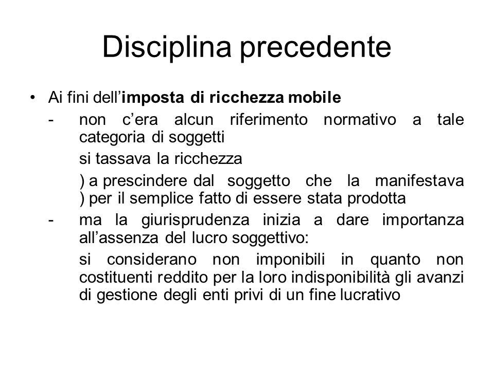 Disciplina precedente