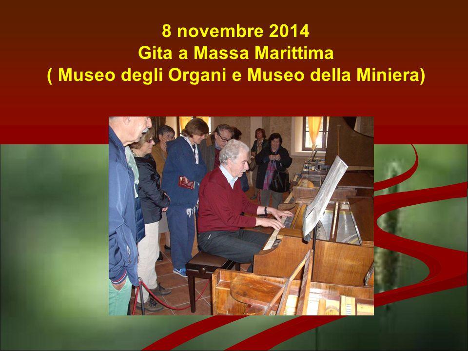 ( Museo degli Organi e Museo della Miniera)