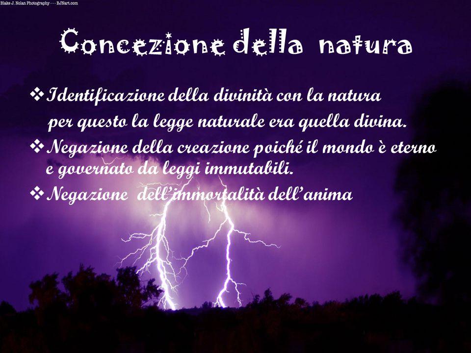 Concezione della natura