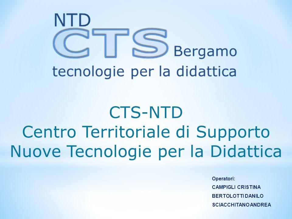 Centro Territoriale di Supporto Nuove Tecnologie per la Didattica