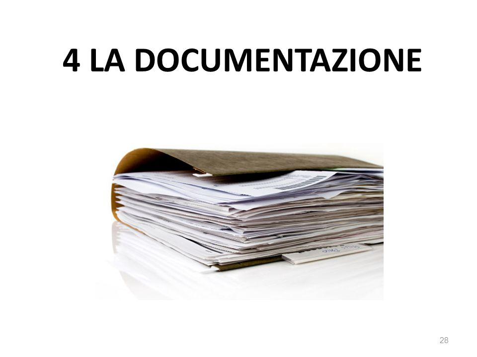 4 la documentazione