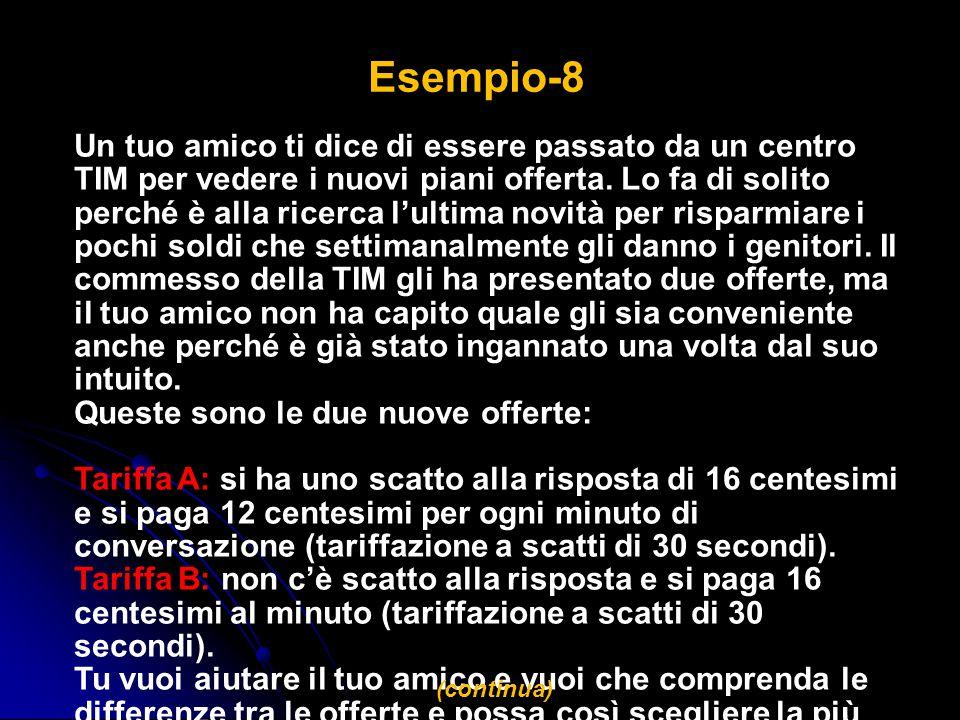 Esempio-8