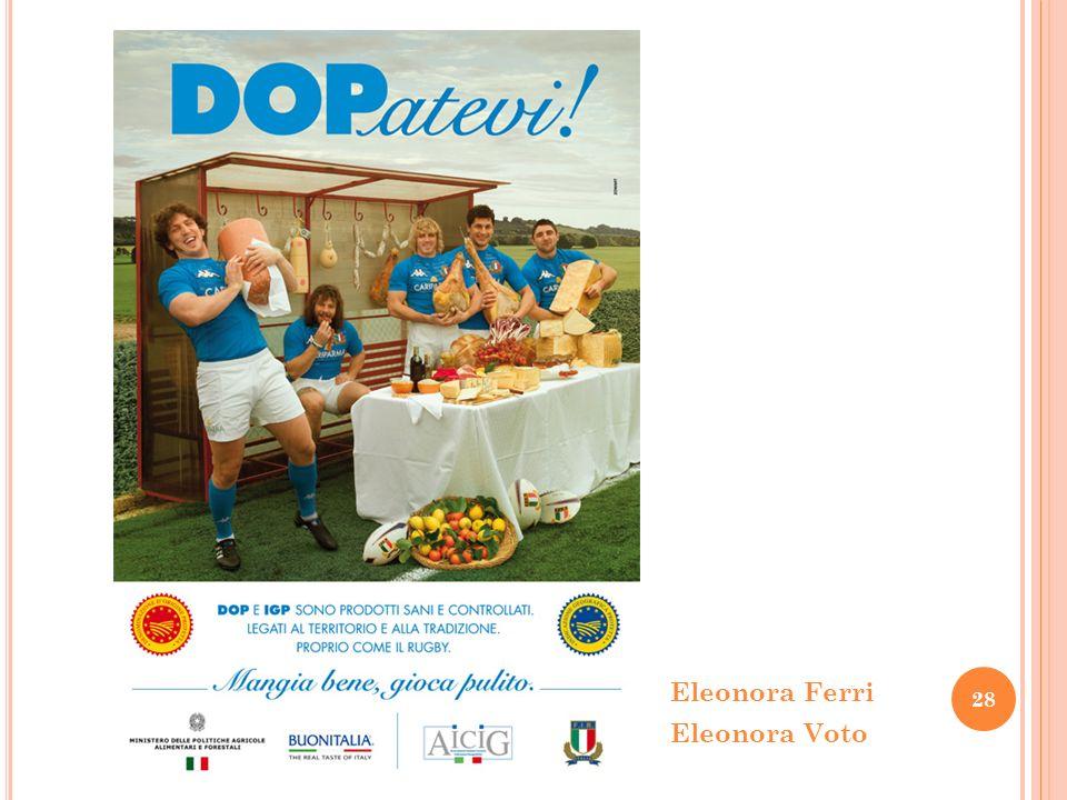 Eleonora Ferri Eleonora Voto