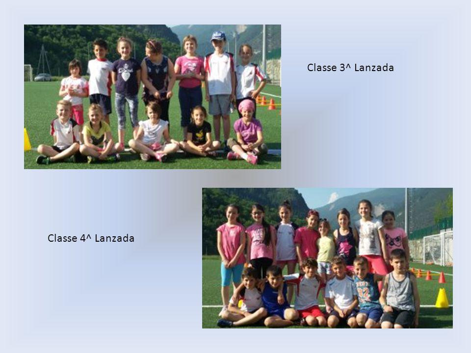 Classe 3^ Lanzada Classe 4^ Lanzada
