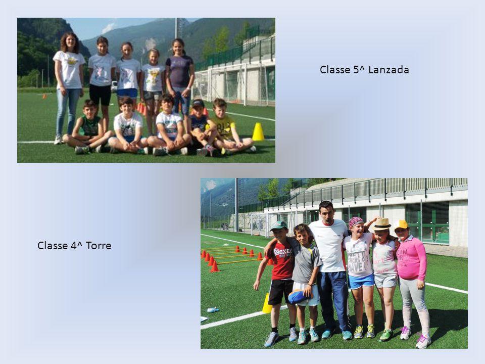 Classe 5^ Lanzada Classe 4^ Torre