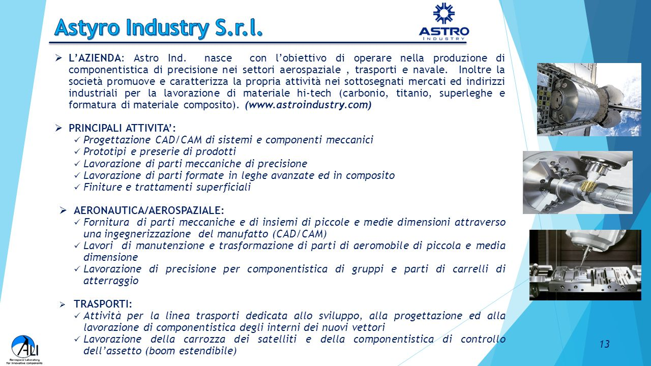 Astyro Industry S.r.l.