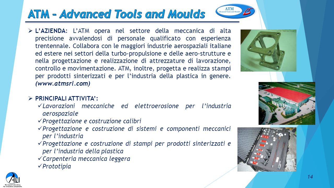 ATM – Advanced Tools and Moulds