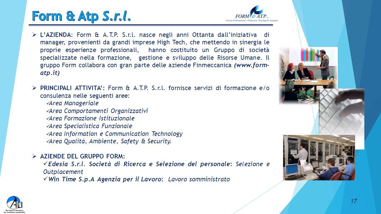 Form & Atp S.r.l.