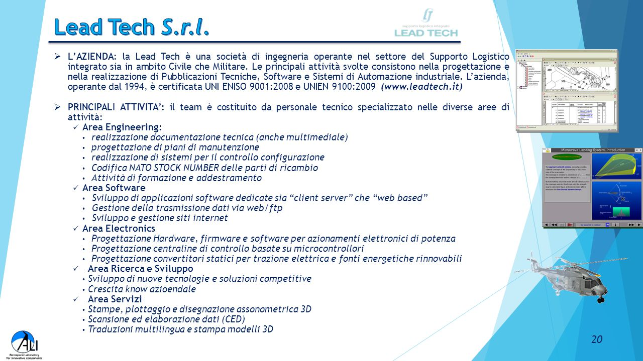 Lead Tech S.r.l.