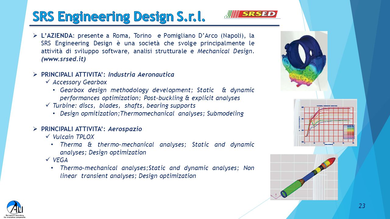 SRS Engineering Design S.r.l.