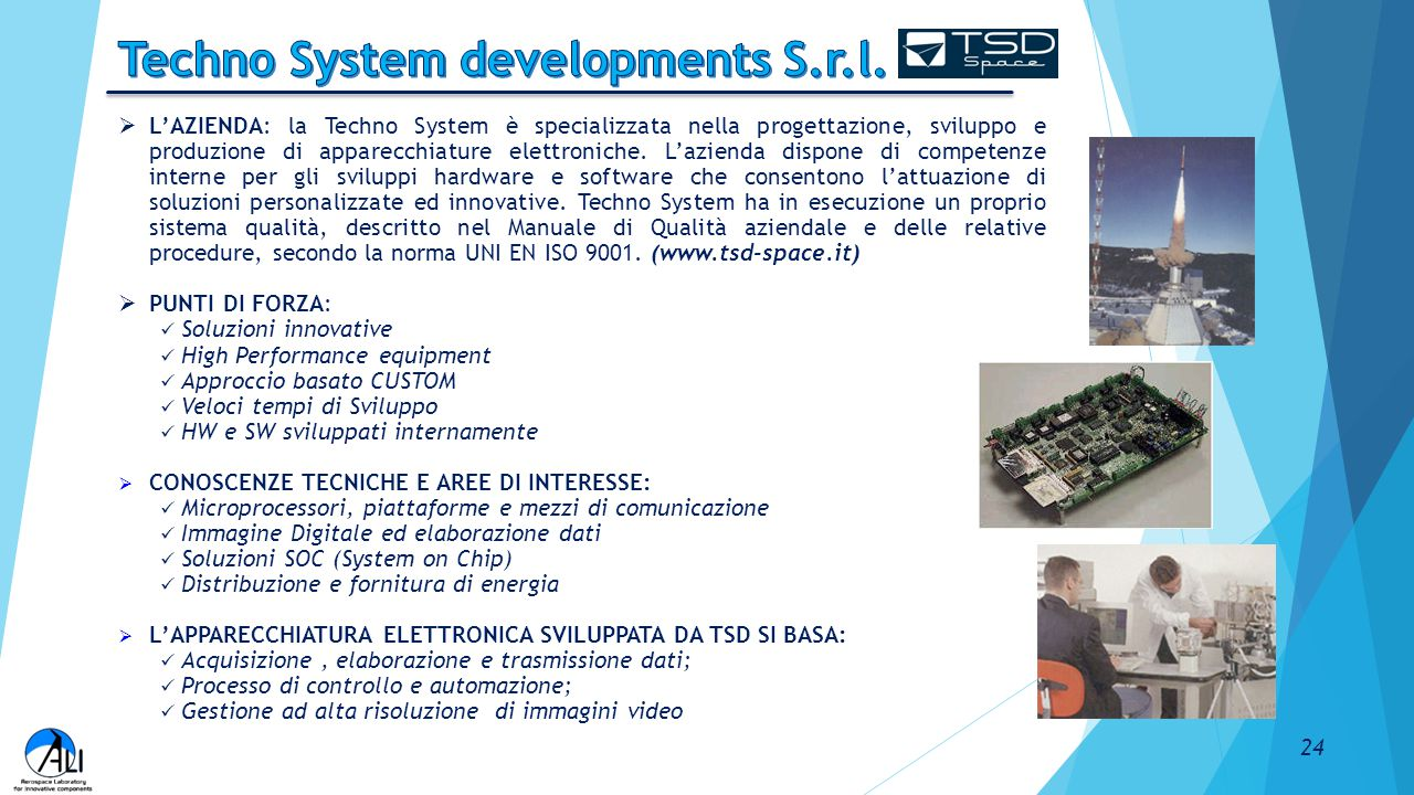 Techno System developments S.r.l.
