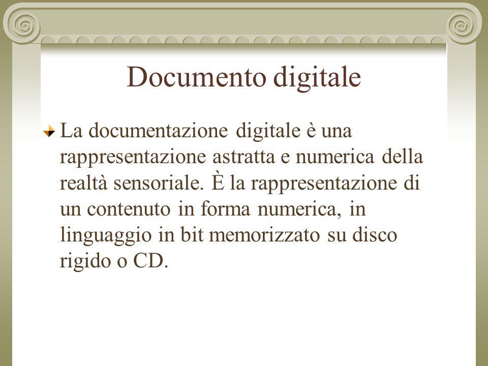 Documento digitale