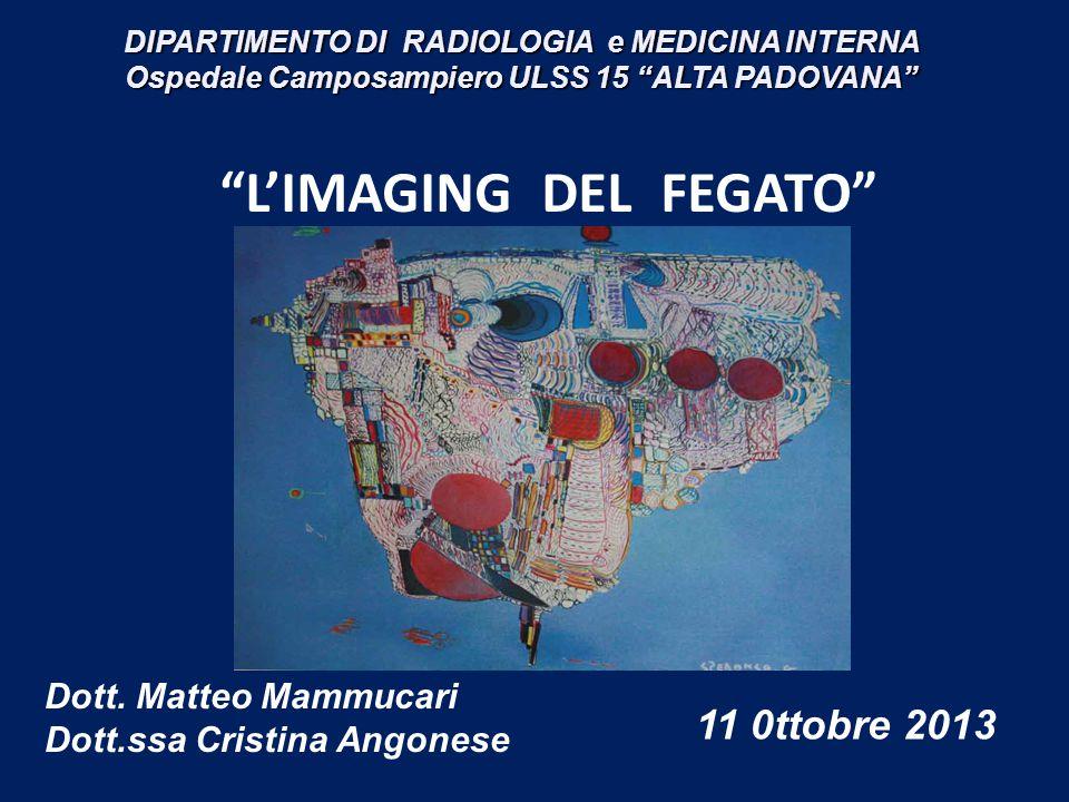 L'IMAGING DEL FEGATO