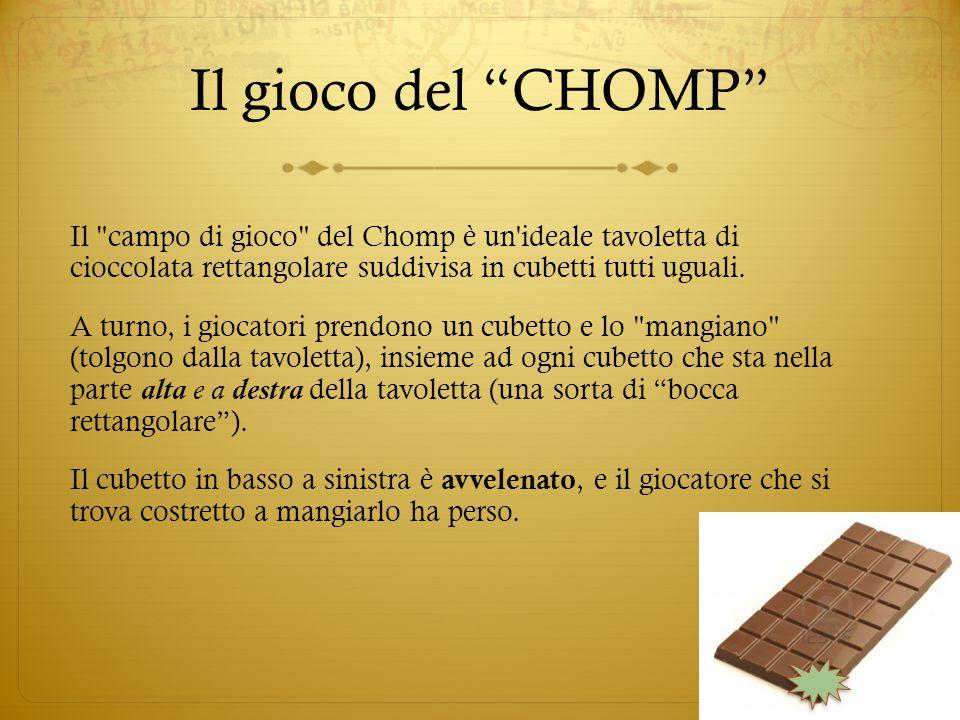 Il gioco del CHOMP