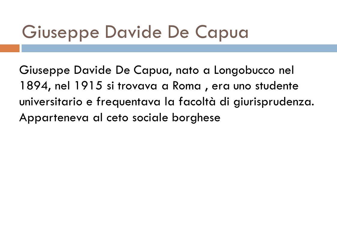 Giuseppe Davide De Capua