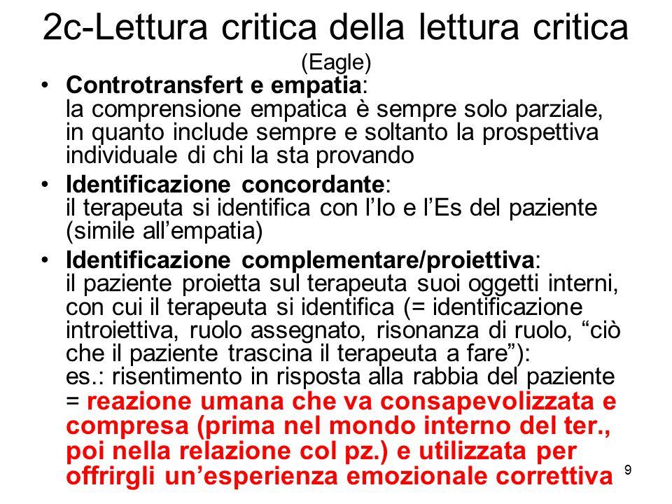 2c-Lettura critica della lettura critica (Eagle)