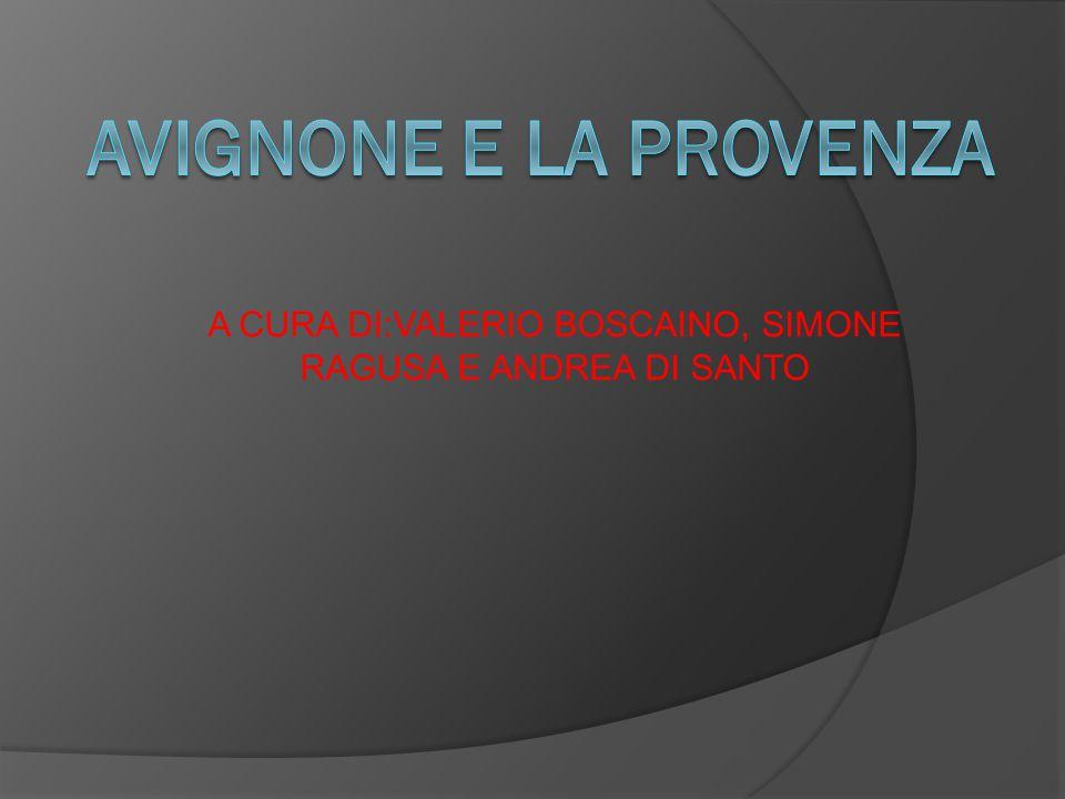 A CURA DI:VALERIO BOSCAINO, SIMONE RAGUSA E ANDREA DI SANTO