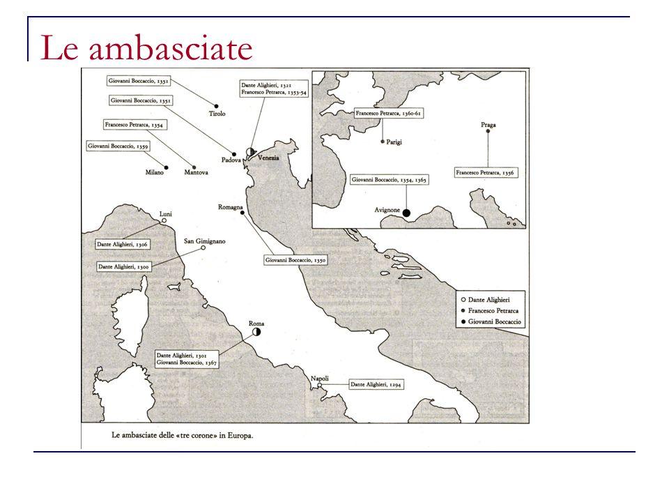 Le ambasciate