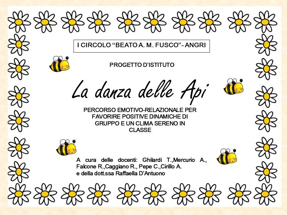 I CIRCOLO BEATO A. M. FUSCO - ANGRI
