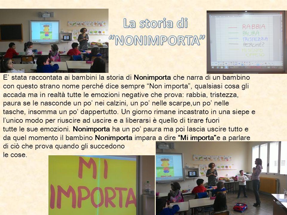 La storia di NONIMPORTA