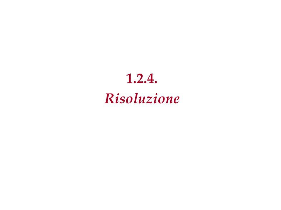 1.2.4. Risoluzione 31