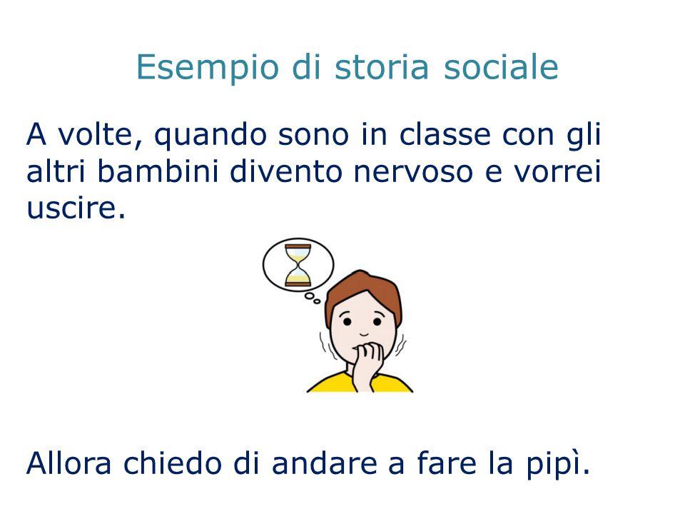 Esempio di storia sociale