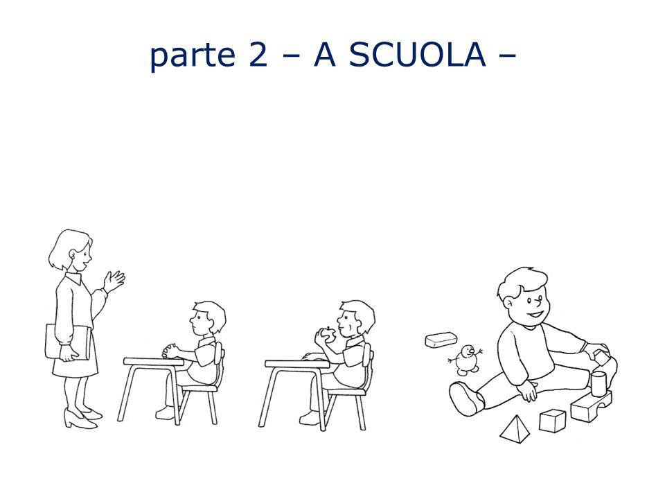 parte 2 – A SCUOLA –