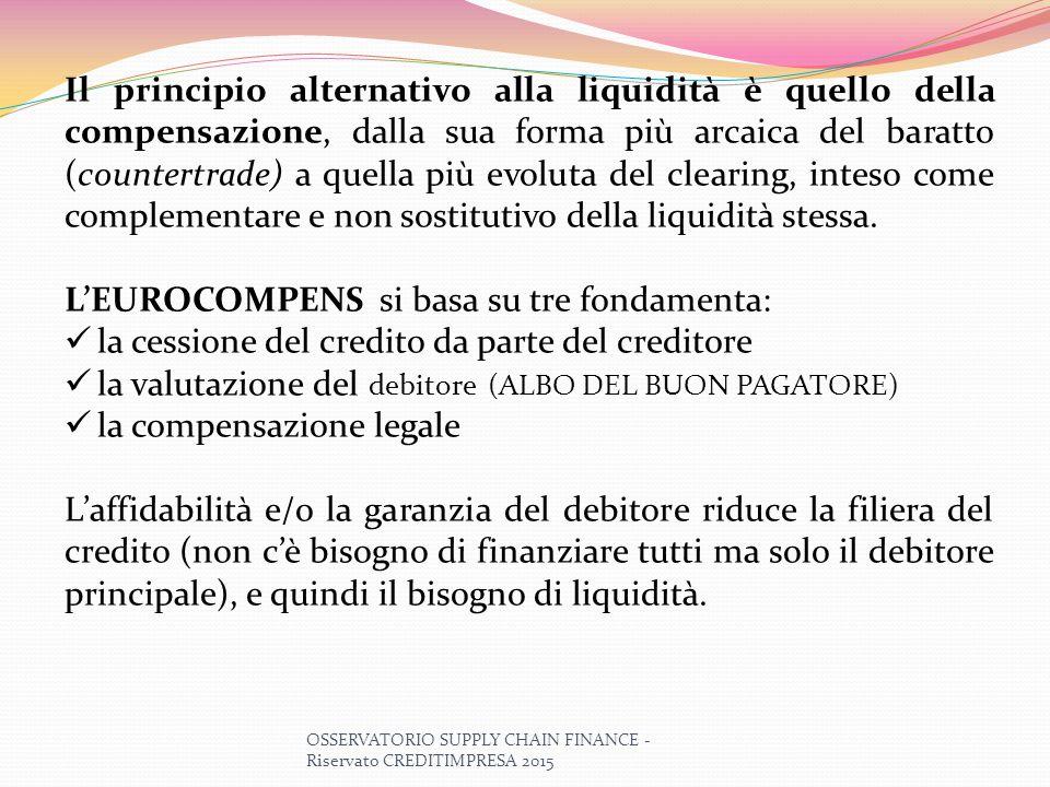 L'EUROCOMPENS si basa su tre fondamenta: