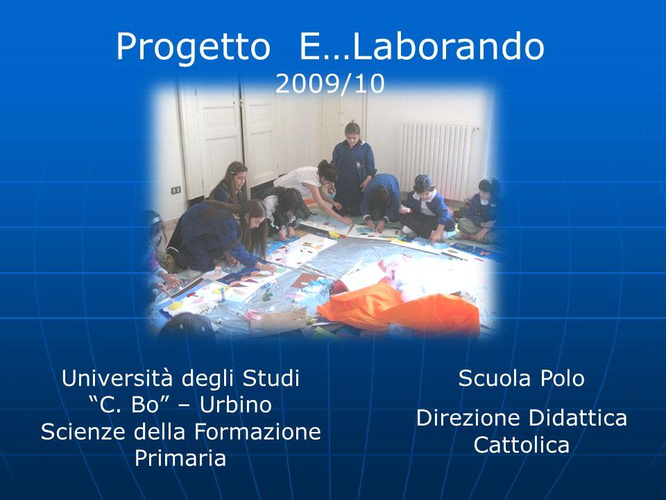 Progetto E…Laborando 2009/10
